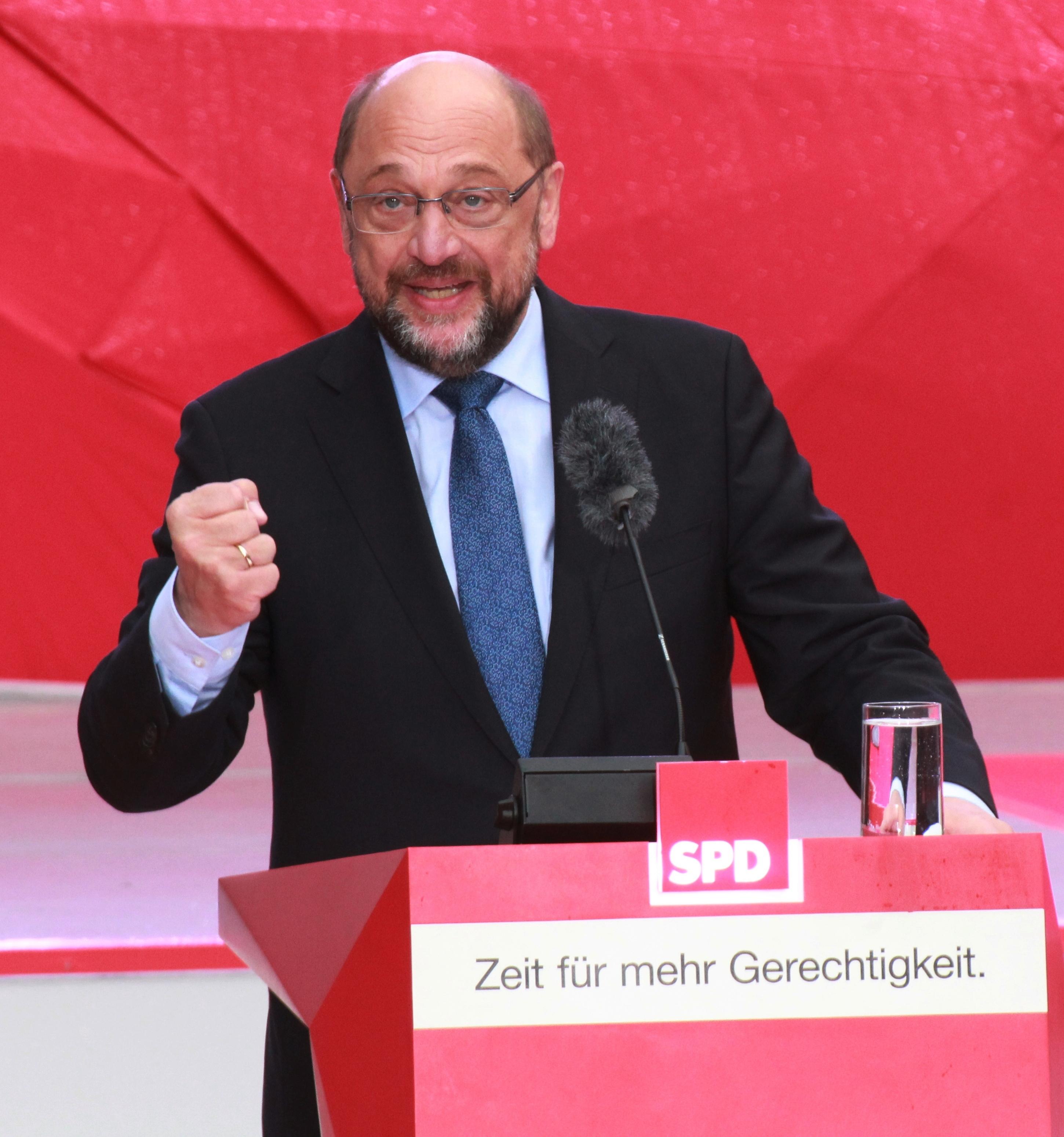 Martin Schulz Godot