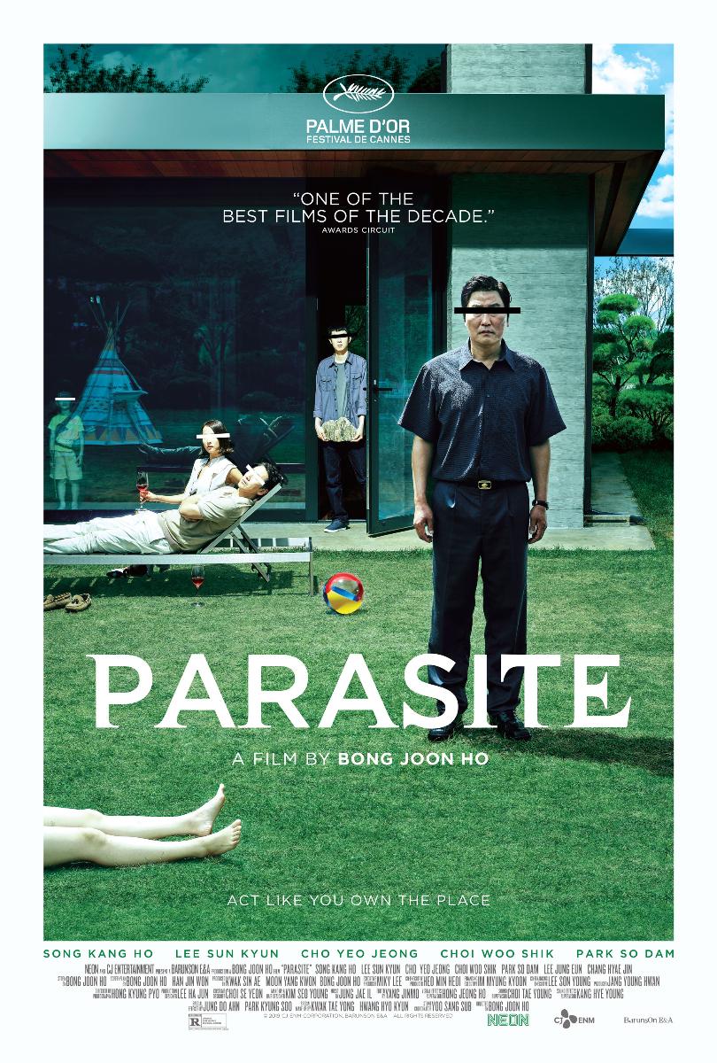 Filmkritik Parasite